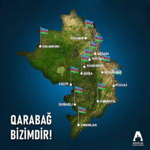 Karabakh is Azerbaijan